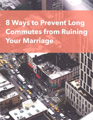 8 Ways to Prevent Long Commutes from Ruining Your Marriage