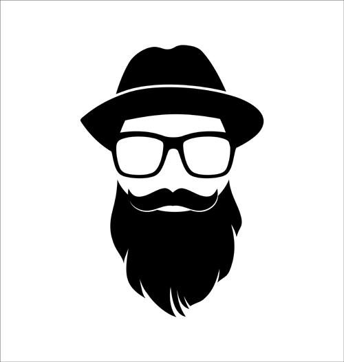 long-beard-hipster-head-portrait-vector-set-04