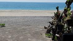 Beach at Playa Ventanilla