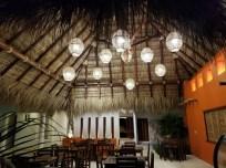 Restaurant area Hotel Estrella de Mar
