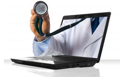 Gente saludable en la web 2.0