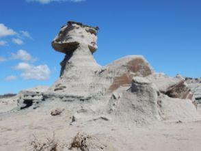 """Parque Ischigualasto - Beeindruckende """"Mond-"""" Landschaft im """"Valle de Luna"""""""