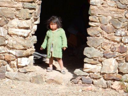 Villazon, Bolivien