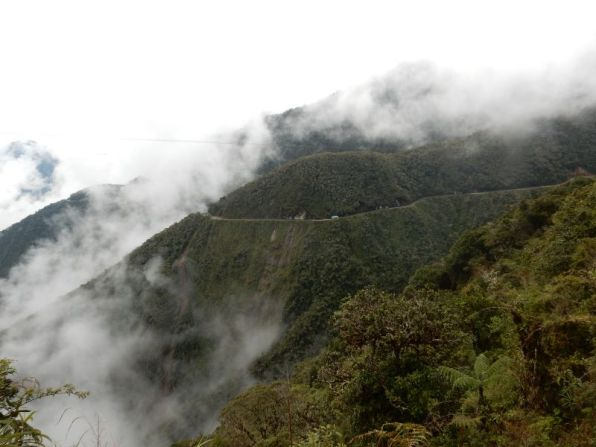 Death Road, Bolivien