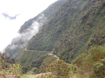 Von 4.300m auf 1.700m durch den Regenwald