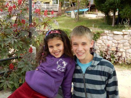Esperanza und Martin