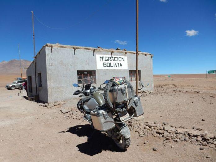 Von der Lagunenroute über den Pass nach San Pedro de Atacama