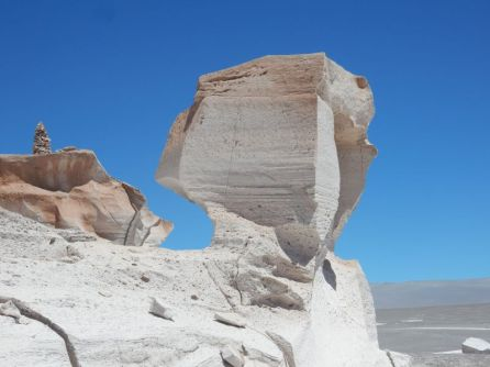 Campo del Piedra - Riesiges Bimstein-Gebirge in der Atamarca bei El Penon