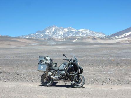 6.893m Der höchste Vulkan der Welt