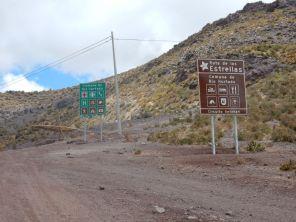 Ruta de las Estrellas - die Sternenroute Von Vicuna nach Morillos bei Rio Hurtado