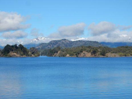 Lago Alumine - Postkartenidylle