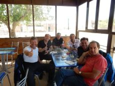 Das Ischigualasto team