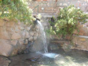 Heiße Quellen in Fiambala