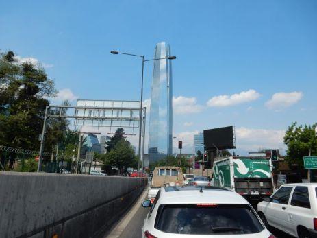 Grane Torre, das Costanera Center