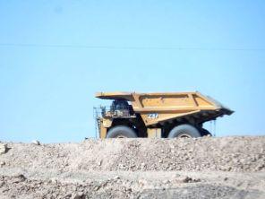 Kupferbergbau in etwas anderen Dimensionen