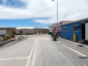 Aduana in Visviri