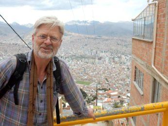 """Mein """"Guide"""" - über neue Wege nach La Paz."""
