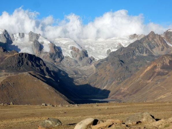 """Der """"Cerro Gigante"""" bei Araca"""