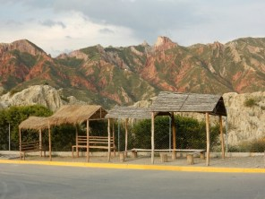 Vorort Massala, Valle de Luna
