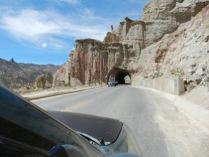 Von El Alto nach La Paz
