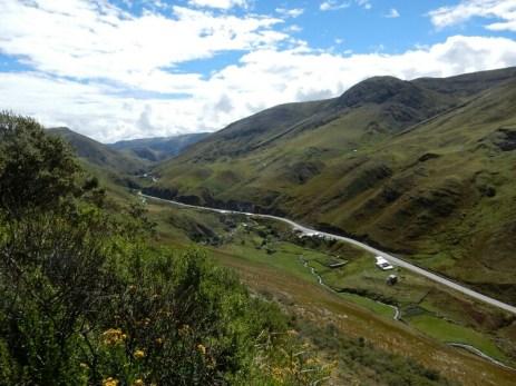 Von Cerro de Paso nach Huanuco