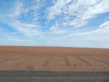 Von Arequipa nach Tacna - Ausläufer der Atacama