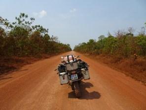 Von Riberalta nach Rurrenabaque