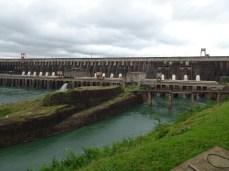 Das größte Kraftwerk der Welt - Itaipu (von drr produzierten Leistung)