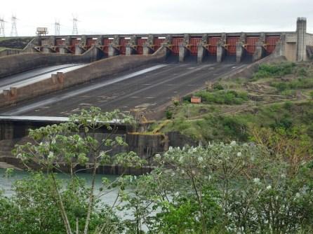 Das größte Kraftwerk der Welt: Itaipu