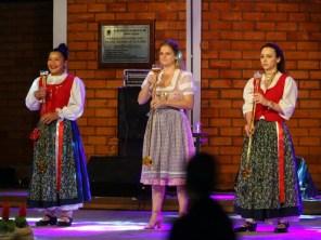 Trinkwettbewerb auf dem Tirolerfest