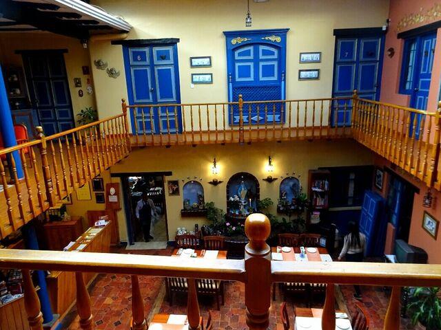 Posada del Angel in Cuenca - da lässt sich's aushalten !