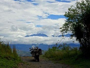 Von Ipiales nach Popayan