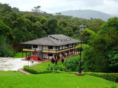 Hotel Huaka-Yo in San Agustin - eine Oase!