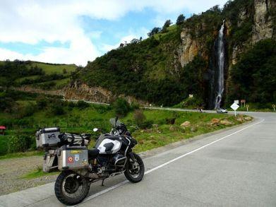 Von Popayan nach San Agustin