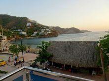 Taganga - am Eingang zum Tayrona Nationalpark. Einige Tage ausspannen am karibischen Strand.