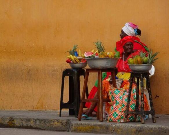 Cartagena - etwas sehr viel für den Tourismus...