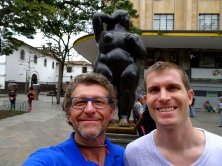 Treffe Christian in Medellin