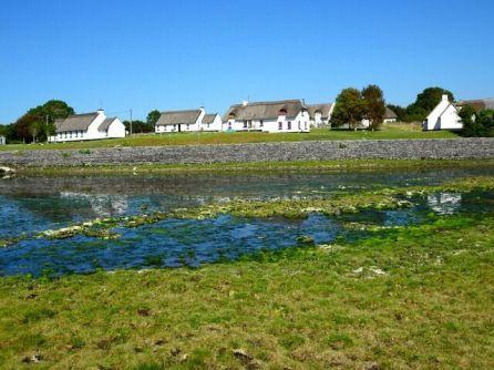 An der Atlantikküste in Ballyvaughan