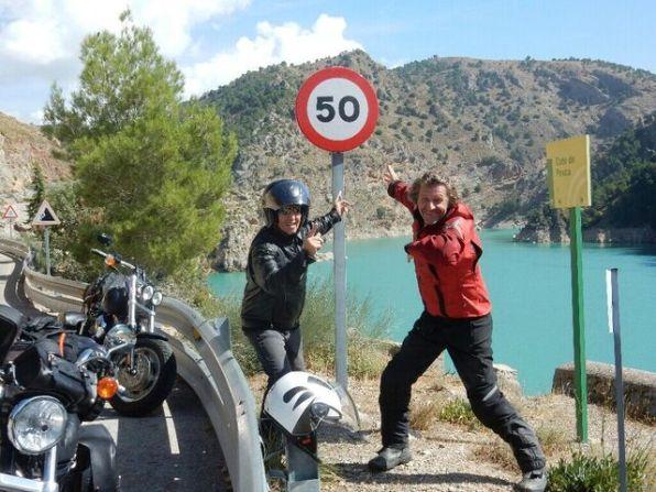 Von Guadix nach Granada