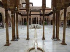 Patio del Leon in der Alhambra