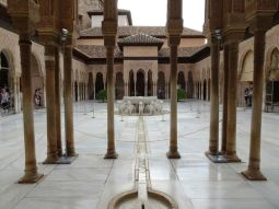 Patio del Leon in der Alhambra