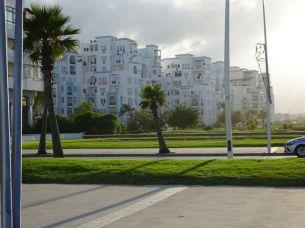 Feriendorf direkt am Strand von Martil