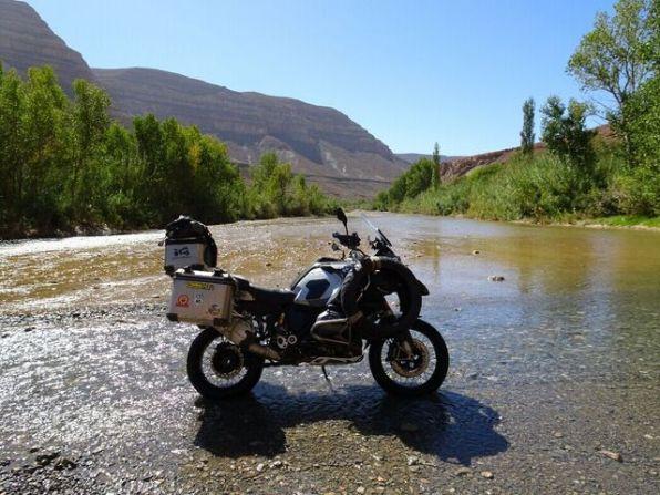 Gheris Fluss