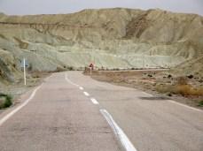 Von Schahrud durch die Darsht-e Kavir Richtung Mesr