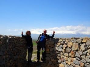 Chor Virap - Kloster am Fuße des Ararat