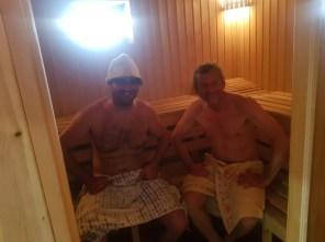 Chelyabinsk: Mit Edgar im Banjo!