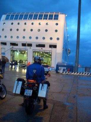 Italien - von Livorno nach Sardinien