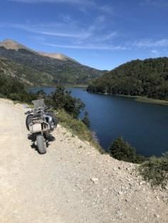 Nationalpark Lanin - Auffahrt zum Paso Carirrine