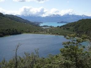 Carretara Austal - Lago Buenos Aires