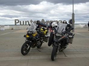 Hafen in Punta Arenas